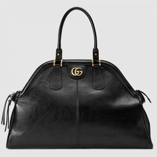 Gucci GG Women RE(BELLE) Large Top Handle Bag
