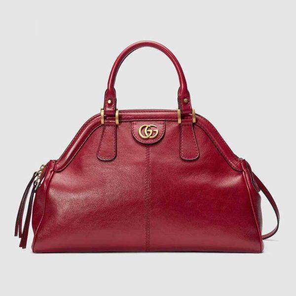 Gucci GG Women RE(BELLE) Medium Top Handle Bag