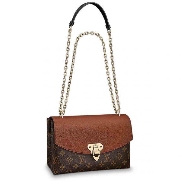 Louis Vuitton LV Saint Placide Monogram Bag
