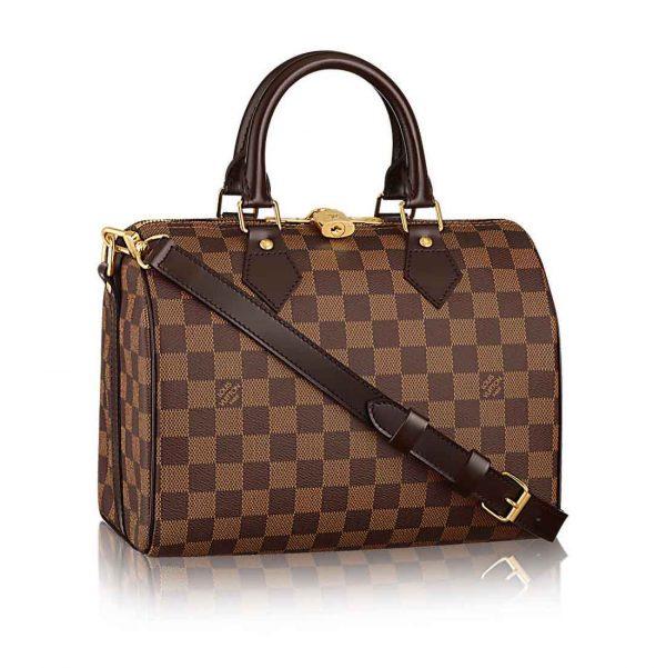 Louis Vuitton LV Speedy Bandouliere 25 N41368 Handbag