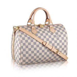 Louis Vuitton LV Speedy Bandouliere 30 N41373