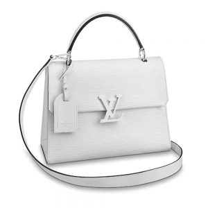 Louis Vuitton LV Women Grenelle MM Bag in Emblematic Epi Leather