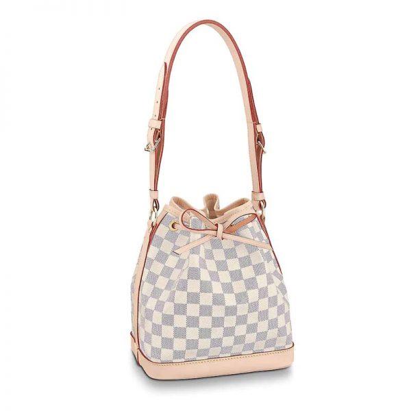 Louis Vuitton LV Women Noé BB Bucket Bag in Monogram Canvas