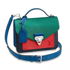 Louis Vuitton LV Women Neo Monceau Epi Grained Cowhide Leather-Green