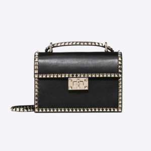 Valentino Women Rockstud No Limit Crossbody Bag
