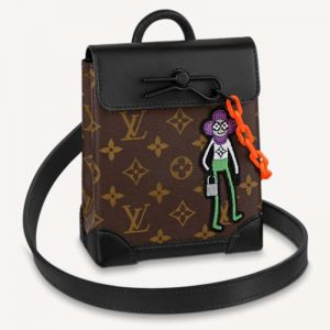 Louis Vuitton LV Unisex Steamer XS Bag Monogram Coated Canvas Zoom with Friends