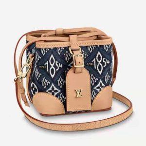 Louis Vuitton LV Women Since 1854 Noé Purse Monogram Flowers Canvas